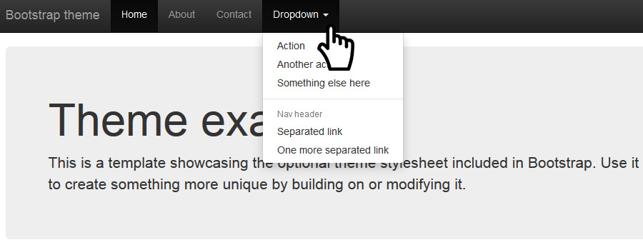 How To Make Bootstrap Dropdown Menus Expand on Hover